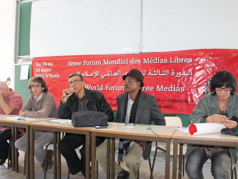 WSF Free Media Tunis 2013 e