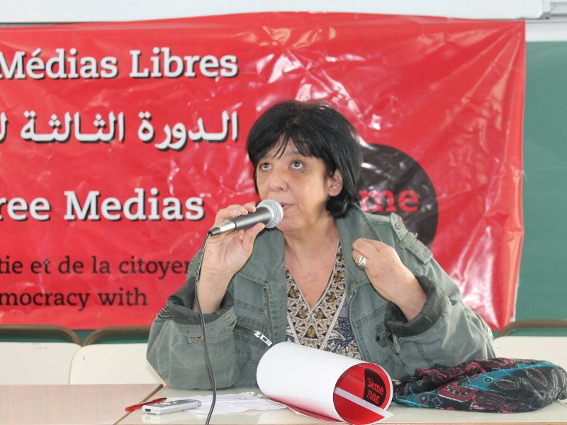 WSF Free Media Tunis 2013